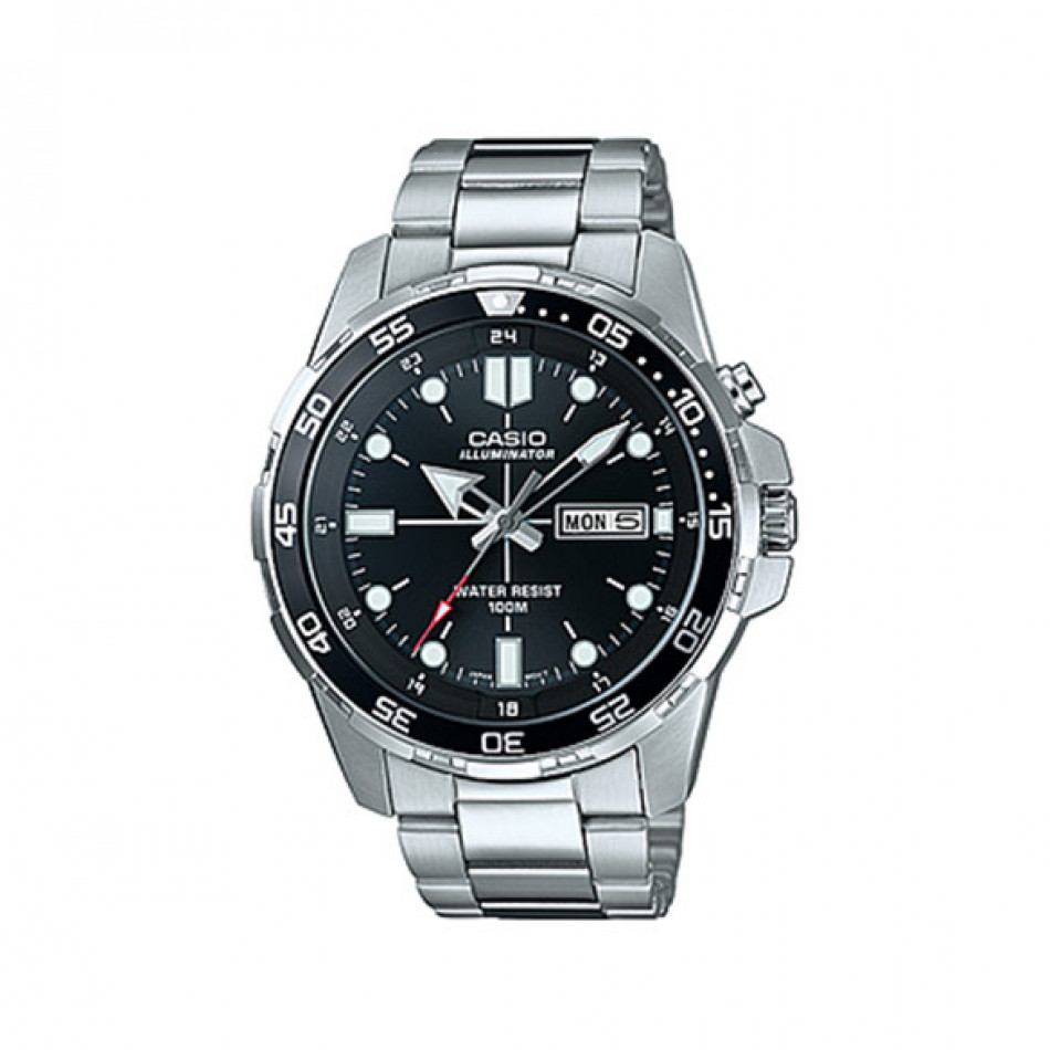 Ανδρικό ρολόι CASIO collection mtd-1079d-1avef MTD1079D1AVEF