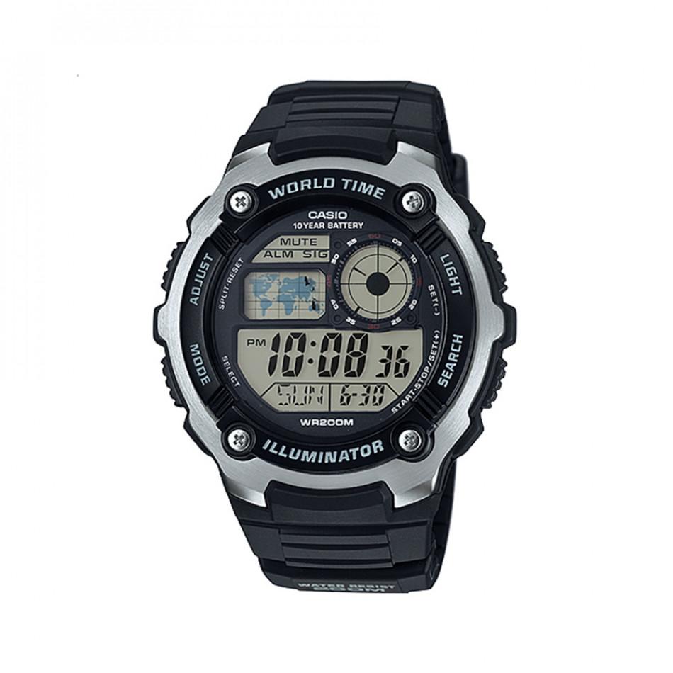 Ανδρικό ρολόι CASIO Collection AE-2100W-1AVEF AE2100W1AVEF
