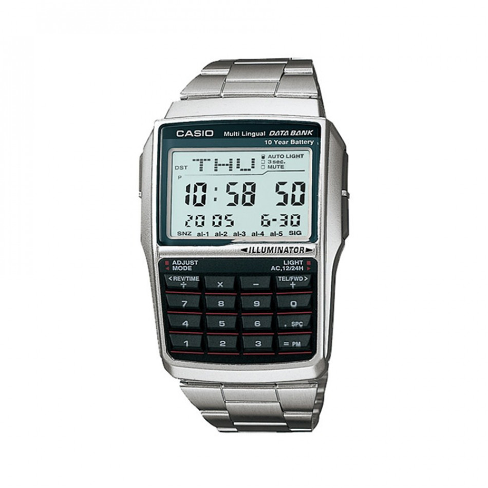 Ανδρικό ρολόι CASIO Collection DBC-32D-1ADF DBC32D1ADF