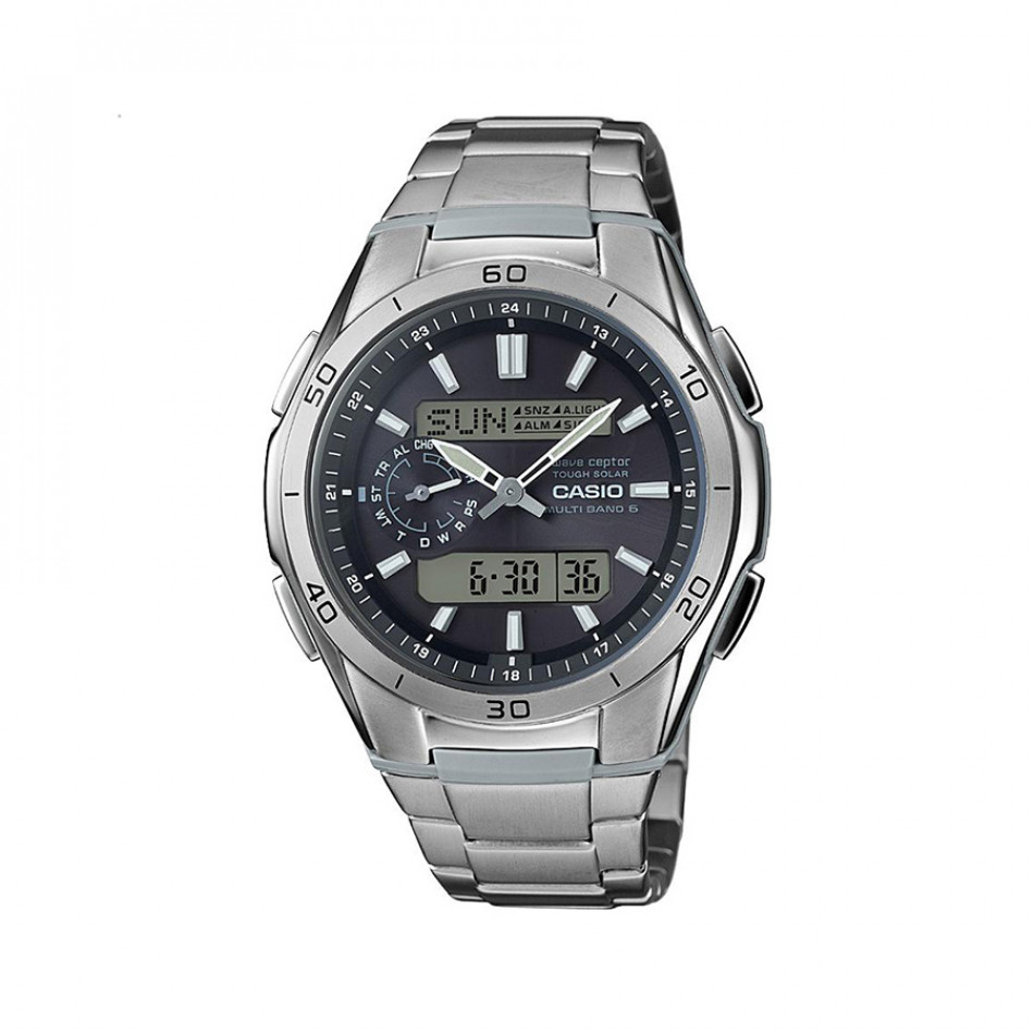 Ανδρικό ρολόι CASIO Collection WVA-M650TD-1AER WVAM650TD1AER