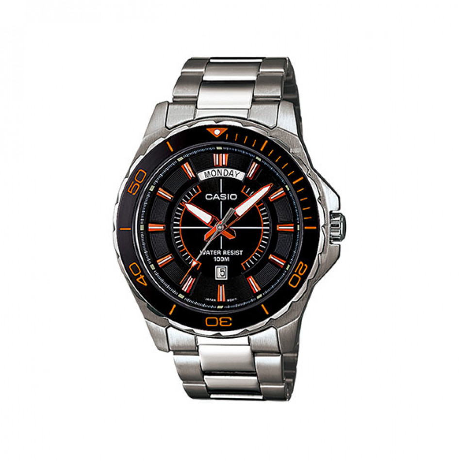 Ανδρικό ρολόι CASIO collection mtd-1076d-1a4vef MTD1076D1A4VEF