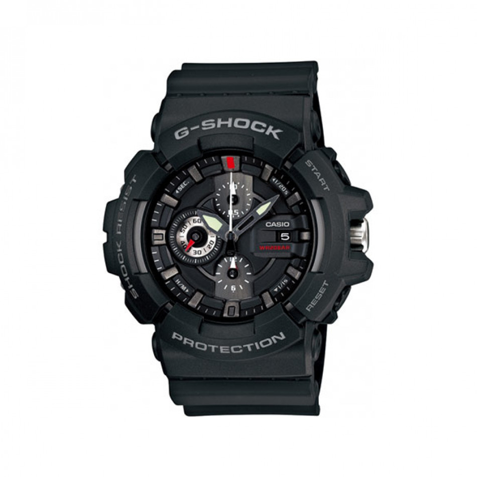 Ανδρικό ρολόι CASIO G-Shock GA-C100-1AER GAC1001AER