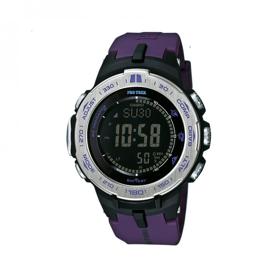 Ανδρικό ρολόι CASIO Pro Trek PRW-3100-6ER PRW31006ER