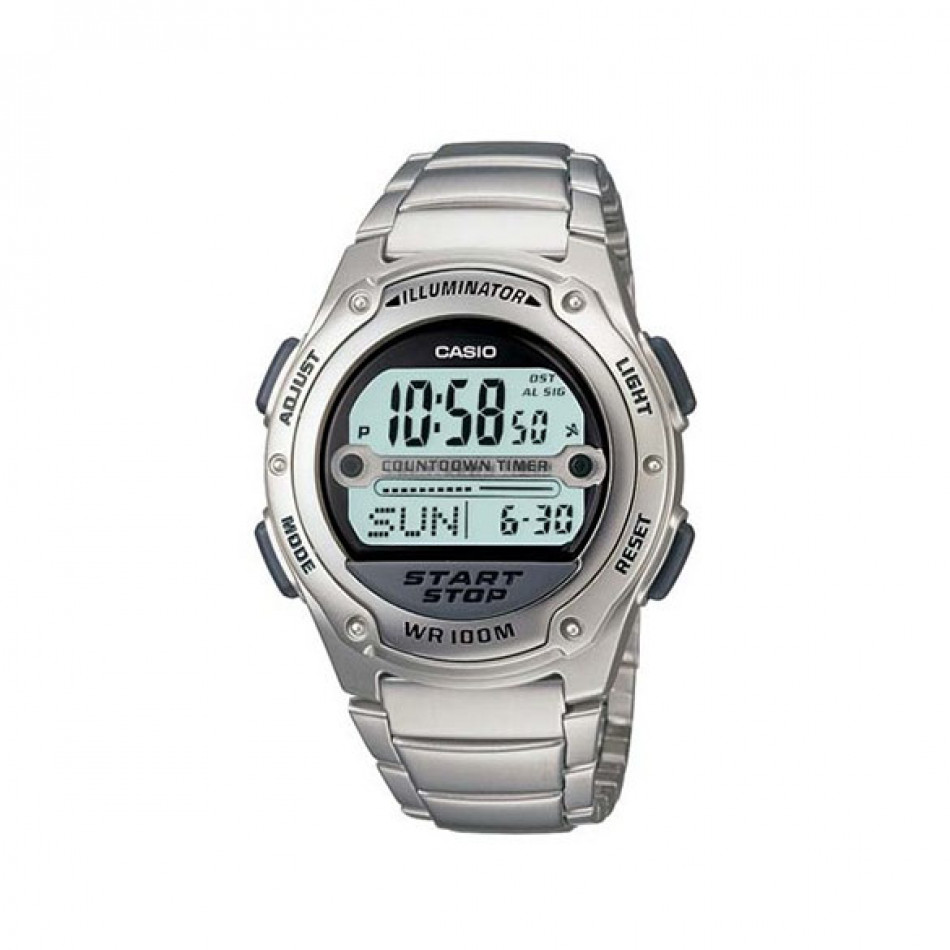 Ανδρικό ρολόι CASIO collection w-756d-7avef W756D7AVEF