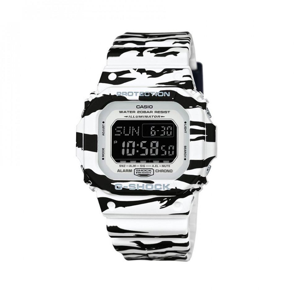 Ανδρικό ρολόι CASIO G-shock DW-D5600BW-7ER DWD5600BW7ER