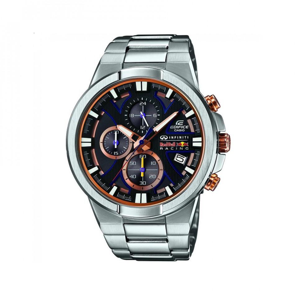 Ανδρικό ρολόι CASIO Edifice EFR-544RB-1AER EFR544RB1AER