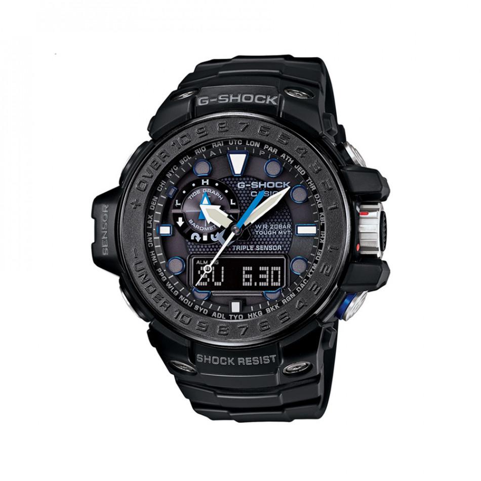 Ανδρικό ρολόι CASIO G-shock GWN-1000C-1AER GWN1000C1AER