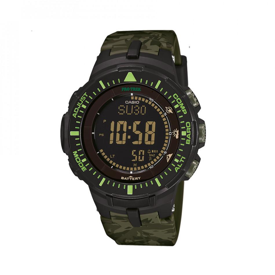 Ανδρικό ρολόι CASIO Pro Trek PRG-300CM-3ER PRG300CM3ER