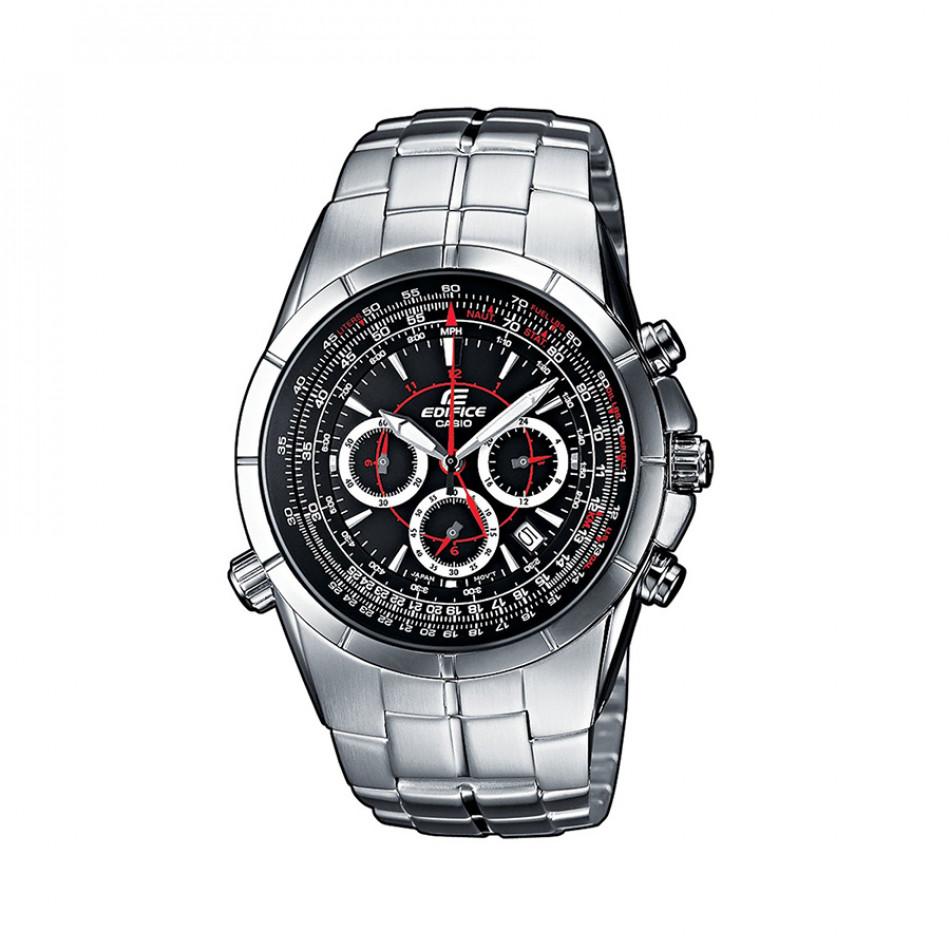 Ανδρικό ρολόι CASIO Edifice EF-518D-1AVEF EF518D1AVEF