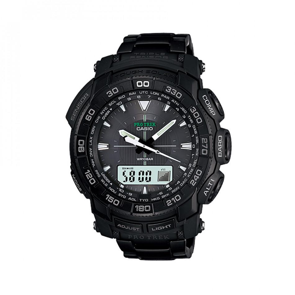 Ανδρικό ρολόι CASIO Pro Trek PRG-550BD-1ER PRG550BD1ER