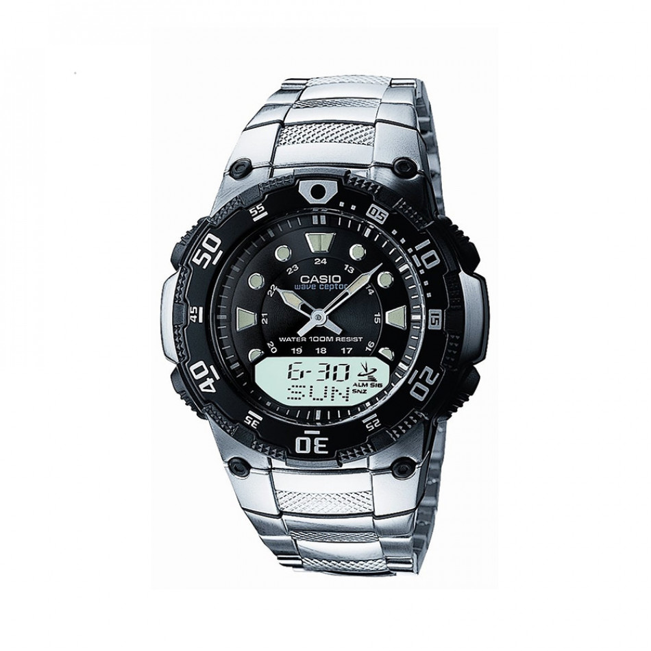 Ανδρικό ρολόι CASIO Collection WVA-107HDE-1AVER WVA107HDE1AVER