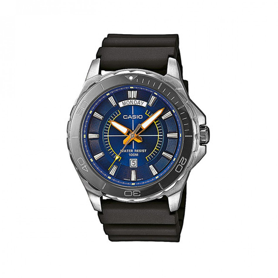 Ανδρικό ρολόι CASIO collection mtd-1076-2avef MTD10762AVEF