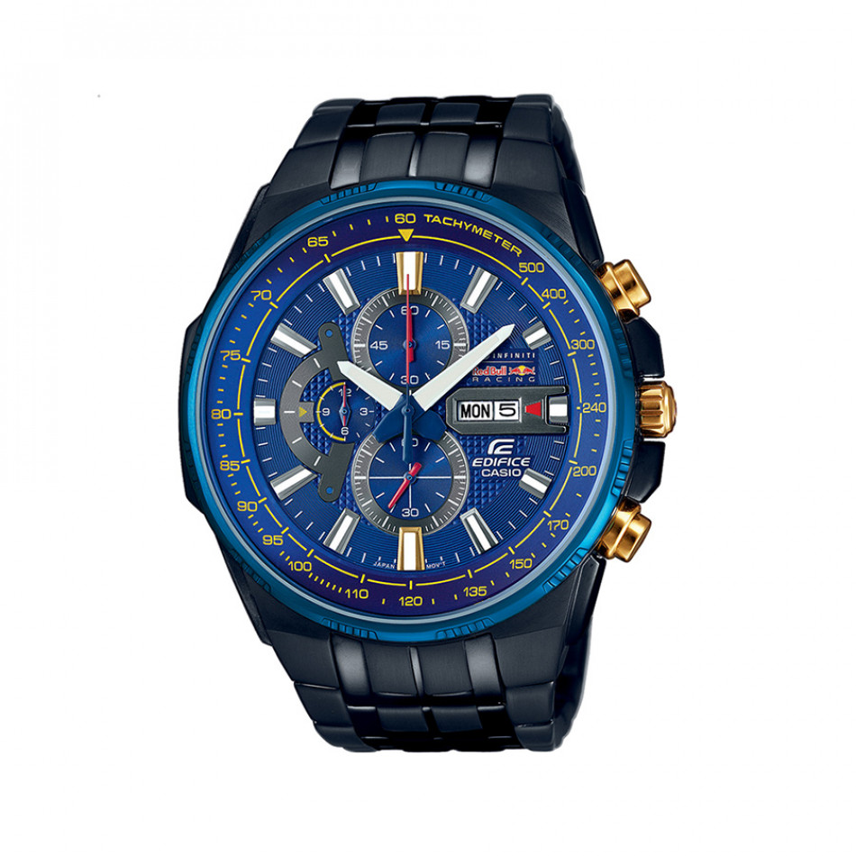 Ανδρικό ρολόι CASIO Edifice RedBull INFINITI EFR-549RBB-2AER EFR549RBB2AER