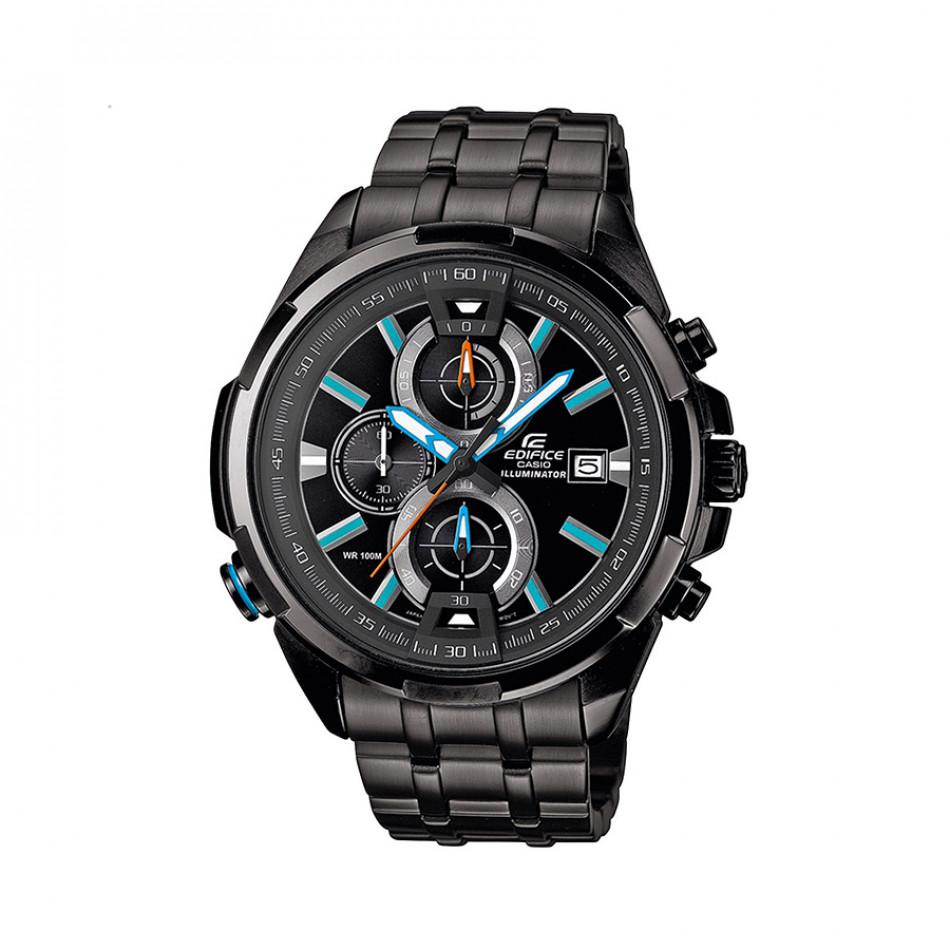 Ανδρικό ρολόι CASIO Edifice EFR-536BK-1A2VEF EFR536BK1A2VEF