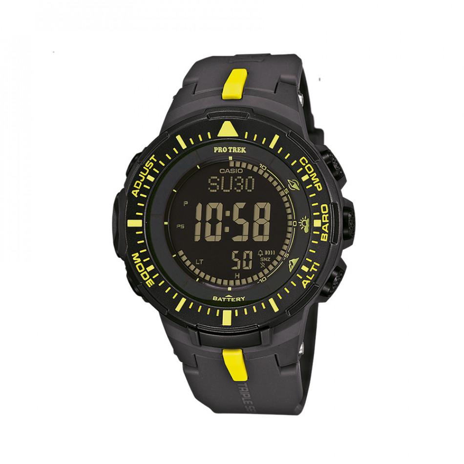 Ανδρικό ρολόι CASIO Pro Trek PRG-300-1A9ER PRG3001A9ER