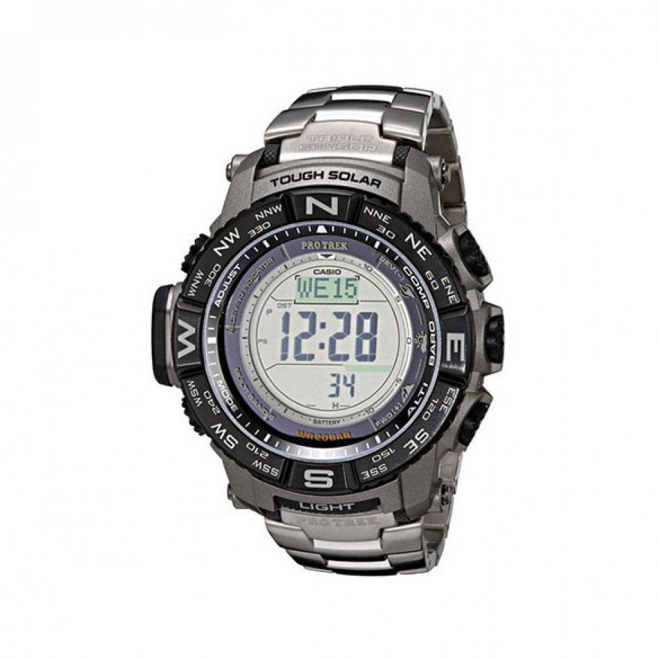 Ανδρικό ρολόι CASIO Pro Trek PRW-3500T-7ER PRW3500T7ER