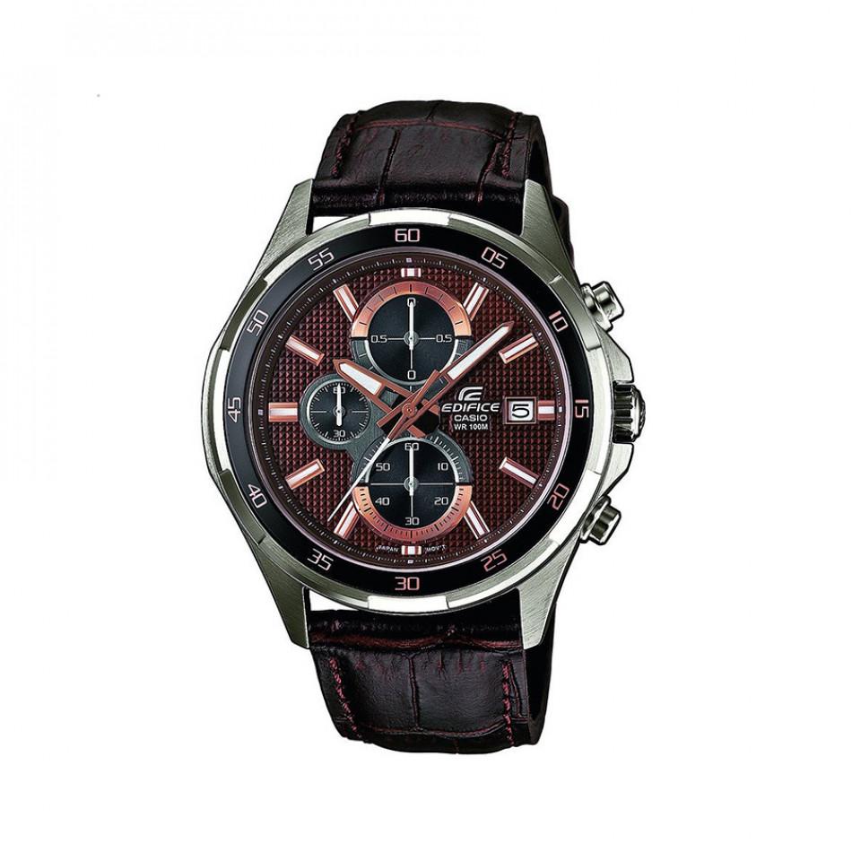 Ανδρικό ρολόι CASIO Edifice EFR-531L-5AVUEF EFR531L5AVUEF