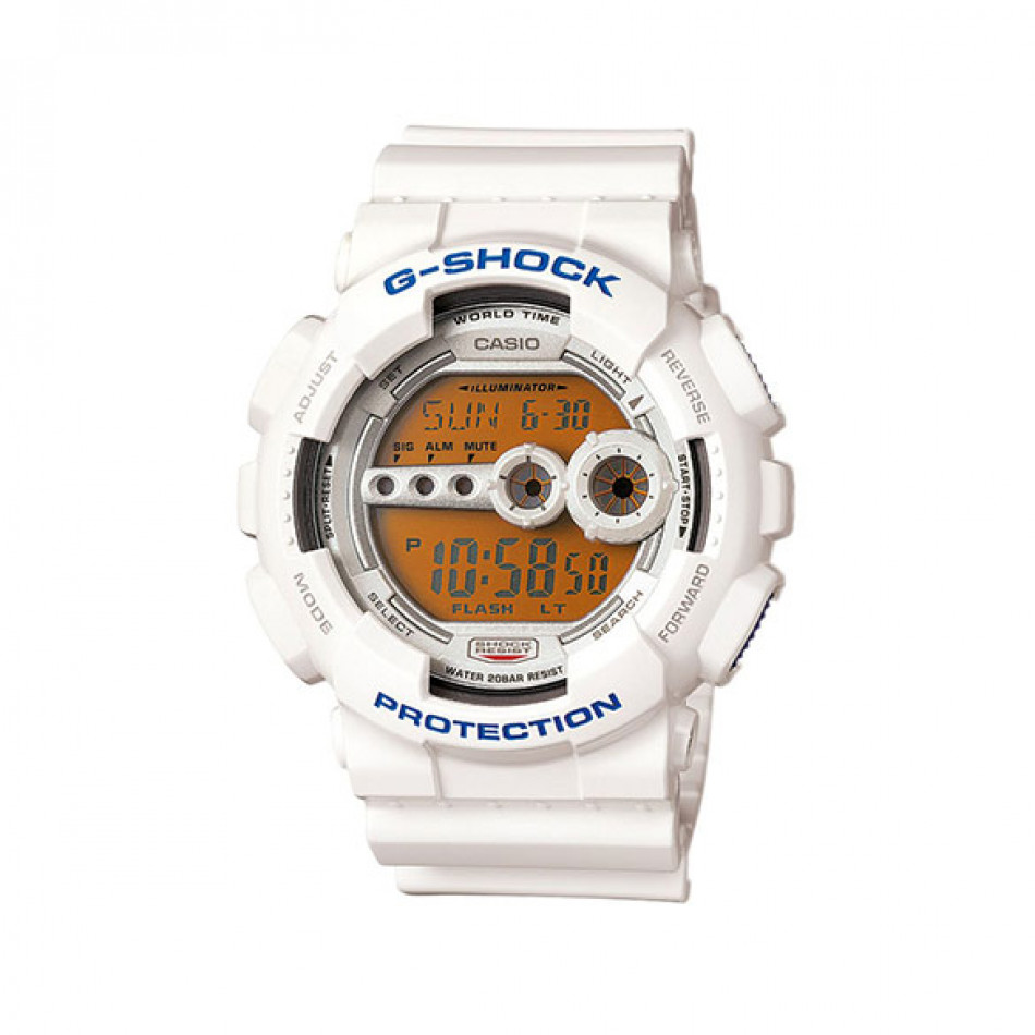 Ανδρικό ρολόι CASIO G-Shock GD-100SC-7ER GD100SC7ER