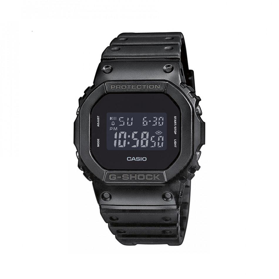 Ανδρικό ρολόι CASIO G-shock DW-5600BB-1ER DW5600BB1ER