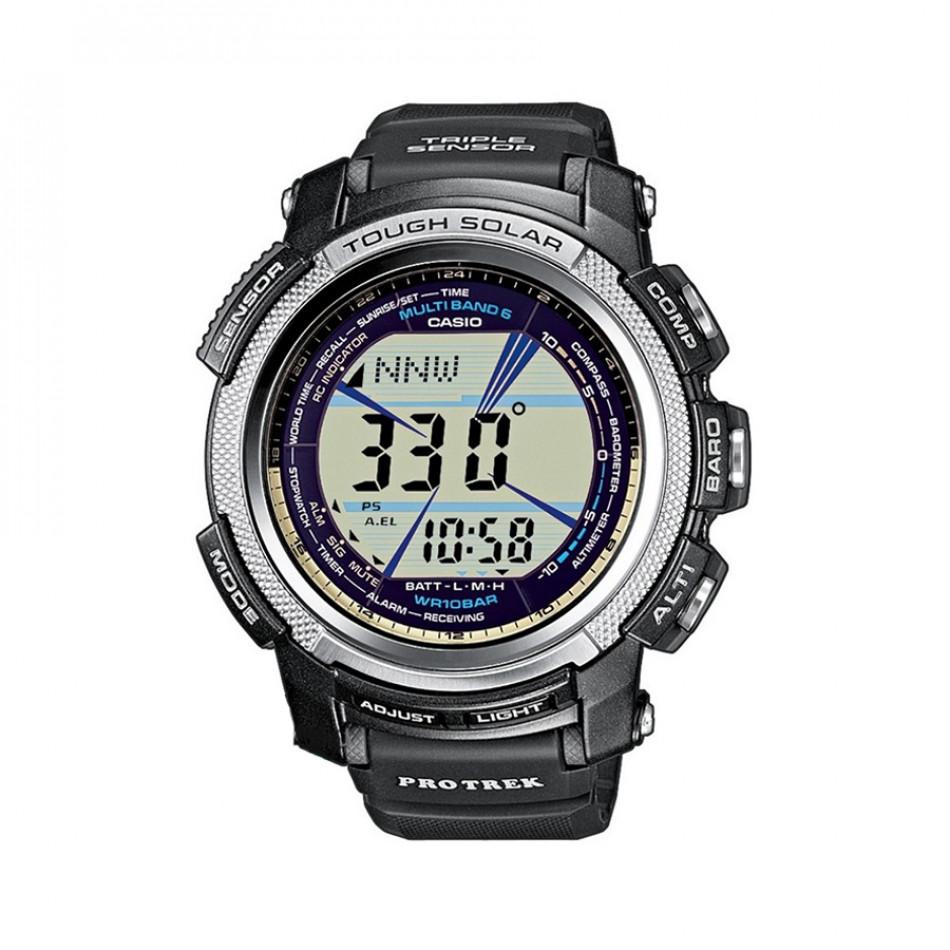 Ανδρικό ρολόι CASIO pro-trek prw-2000-1er PRW20001ER