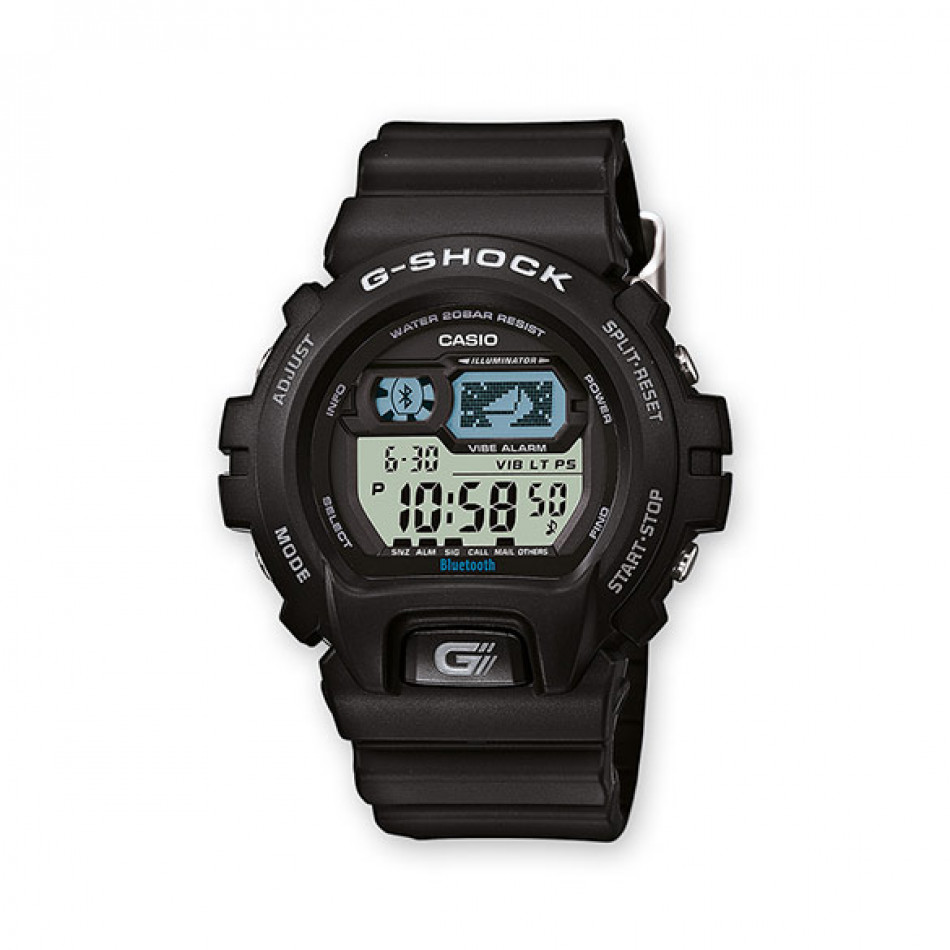 Ανδρικό ρολόι CASIO G-Shock GB-6900B-1ER GB6900B1ER