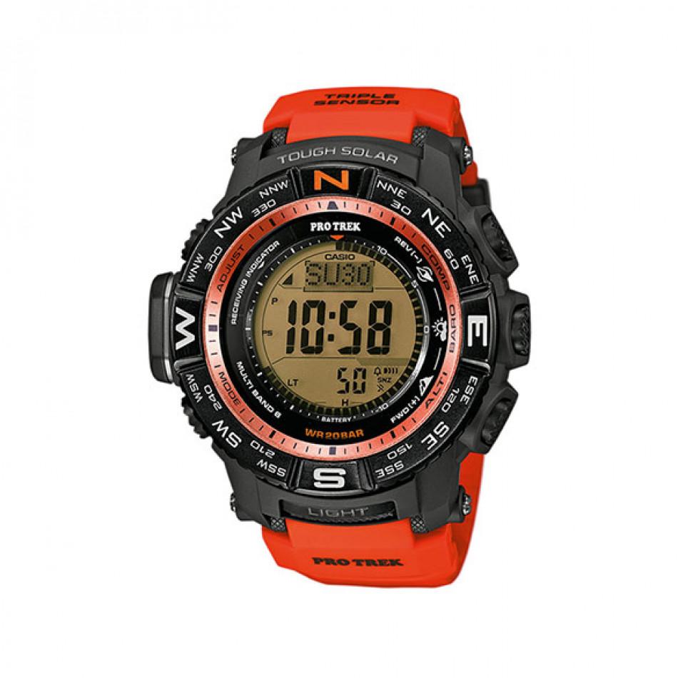 Ανδρικό ρολόι CASIO Pro Trek PRW-3500Y-4ER PRW3500Y4ER