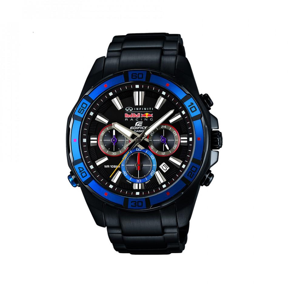 Ανδρικό ρολόι CASIO Edifice EFR-534RBK-1AER EFR534RBK1AER