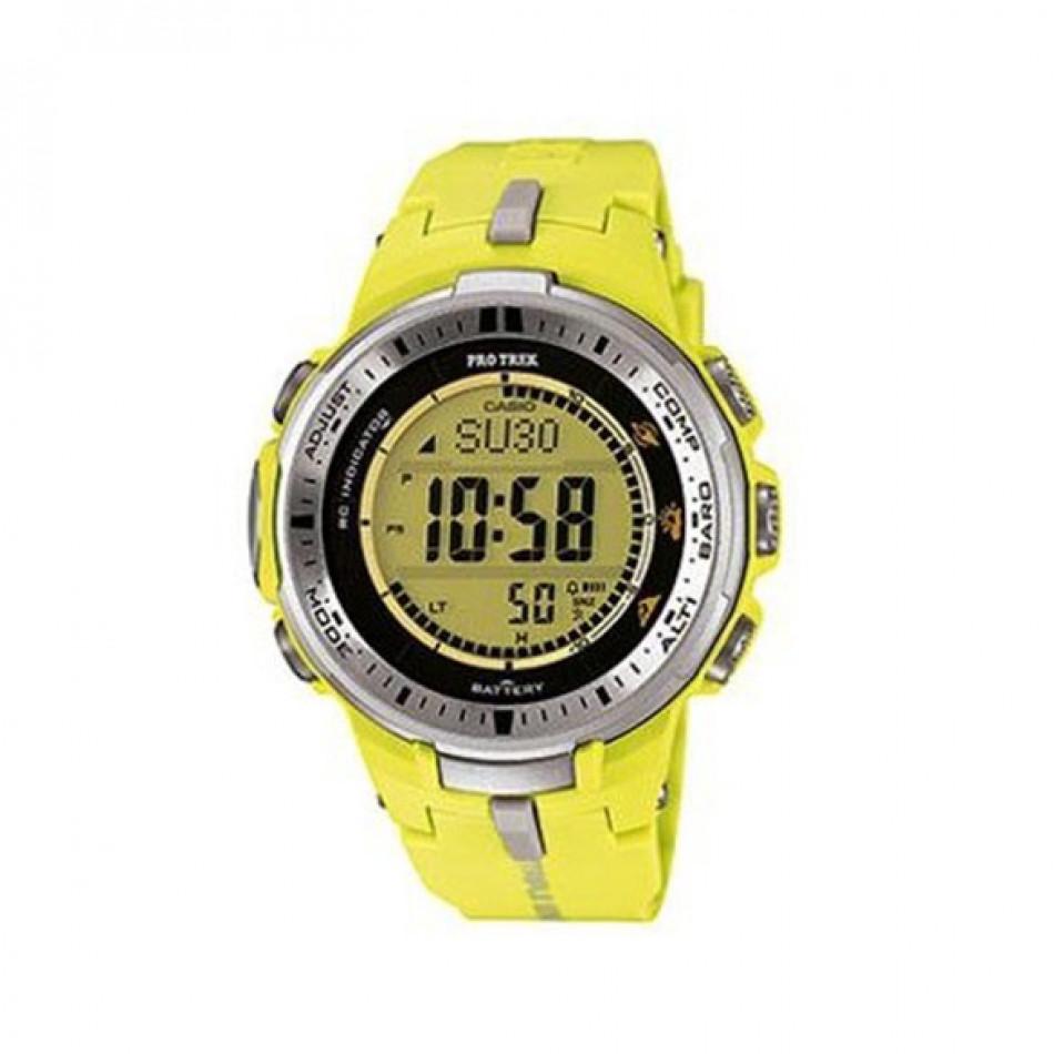 Ανδρικό ρολόι CASIO pro trek prw-3000-9ber PRW30009BER