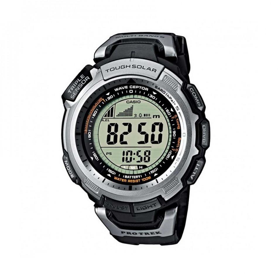 Ανδρικό ρολόι CASIO pro trek prw-1300-1ver PRW13001VER