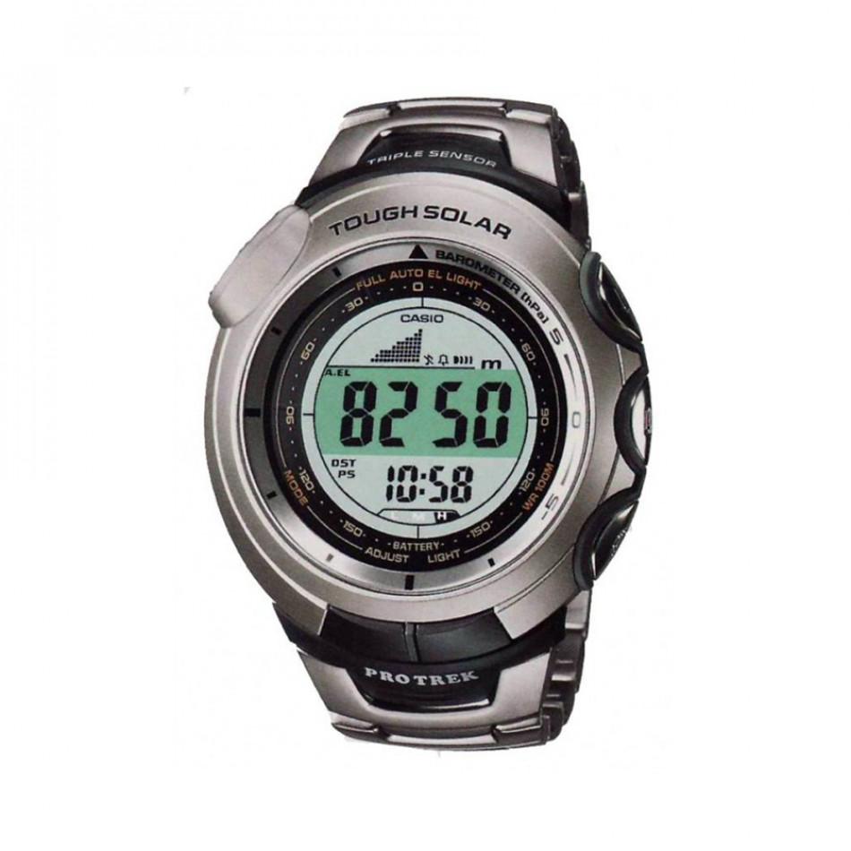 Ανδρικό ρολόι CASIO pro-trek prg-120t-7ver PRG120T7VER