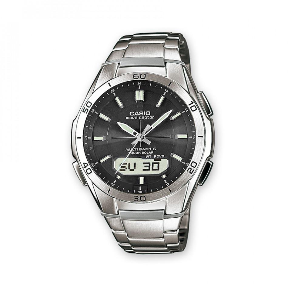 Ανδρικό ρολόι CASIO Collection WVA-M640D-1AER WVAM640D1AER