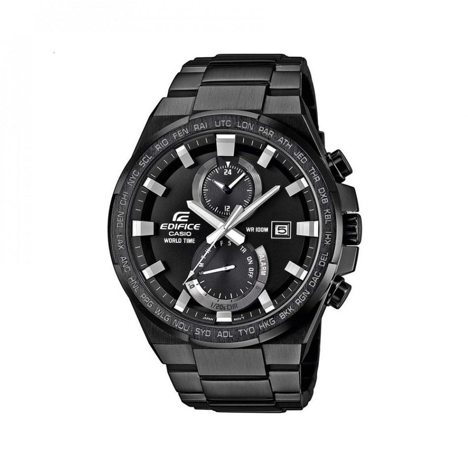 Ανδρικό ρολόι CASIO Edifice EFR-542BK-1AVUEF EFR542BK1AVUEF