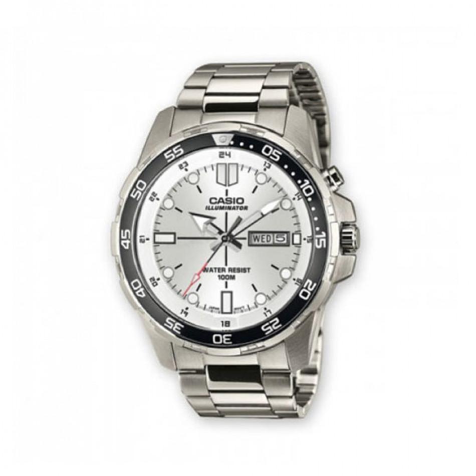 Ανδρικό ρολόι CASIO collection mtd-1079d-7a1vef MTD1079D7A1VEF