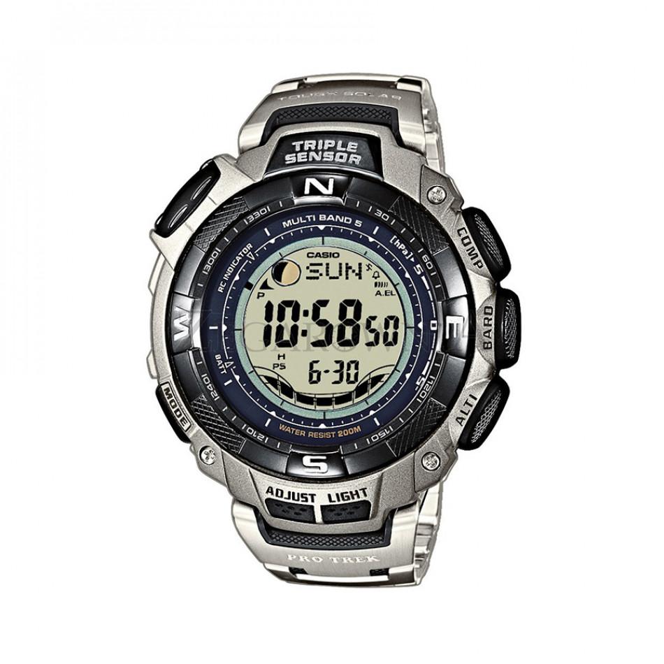 Ανδρικό ρολόι CASIO Pro Trek PRW-1500T-7VER PRW1500T7VER