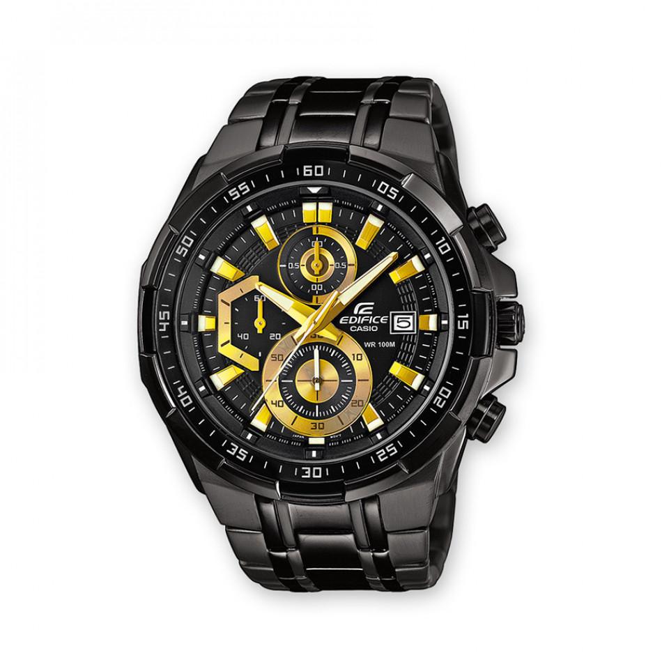 Ανδρικό ρολόι CASIO Edifice EFR-539BK-1AVUEF EFR539BK1AVUEF
