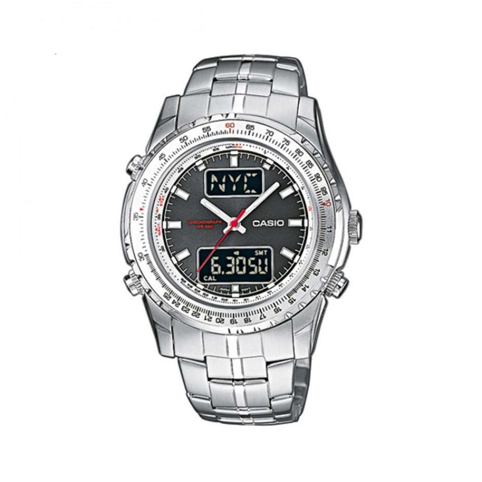 Ανδρικό ρολόι CASIO Collection MTP-4700D-1AVEF MTP4700D1AVEF