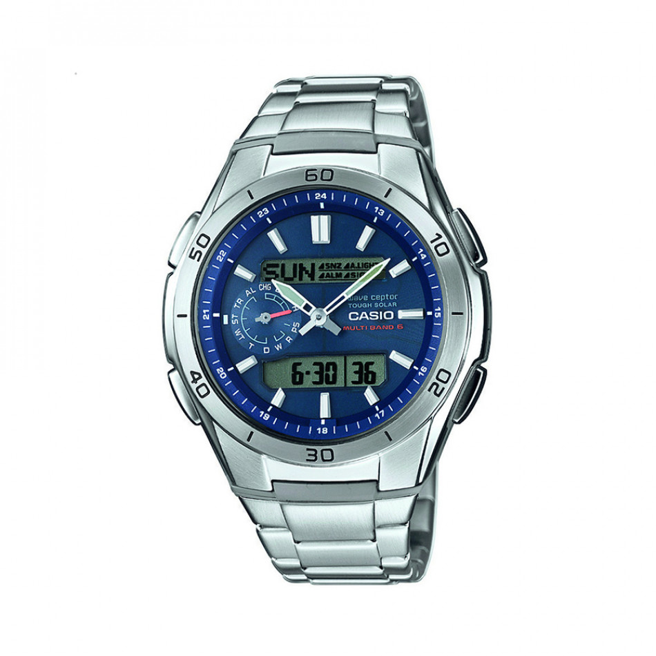 Ανδρικό ρολόι CASIO Collection WVA-M650D-2AER WVAM650D2AER