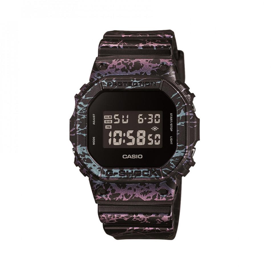 Ανδρικό ρολόι CASIO Collection DW-5600PM-1ER DW5600PM1ER