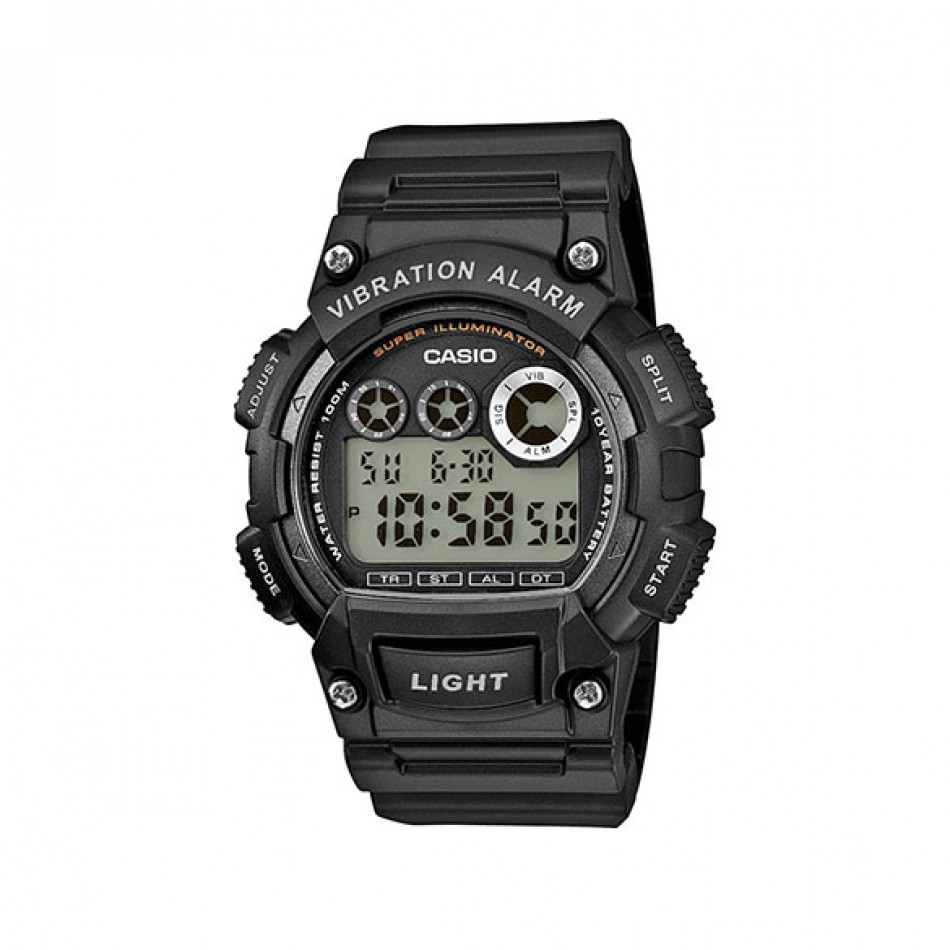 Ανδρικό ρολόι CASIO Collection W-735H-1AVEF W735H1AVEF