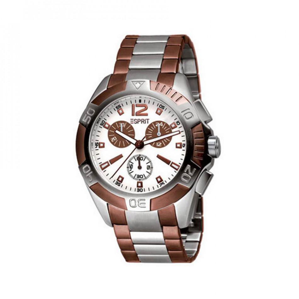 Ανδρικό ρολόι Esprit Chronograph ES100461002 ES100461002