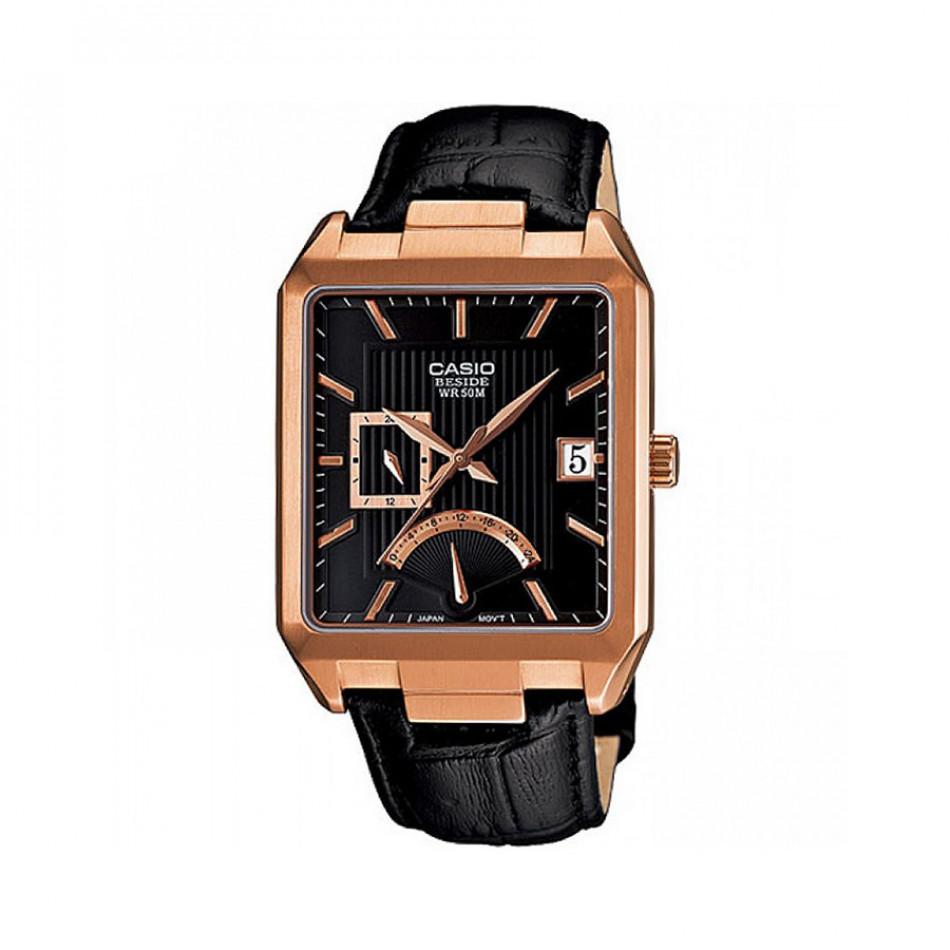 Ανδρικό ρολόι CASIO Beside BEM-309GL-1AVEF BEM309GL1AVEF