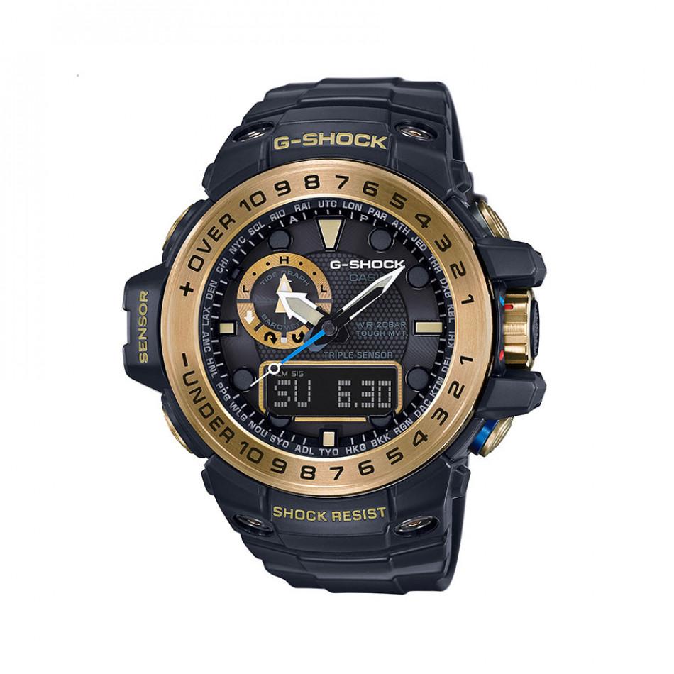 Ανδρικό ρολόι CASIO Gulfmaster G-shock GWN-1000GB-1AER GWN1000GB1AER