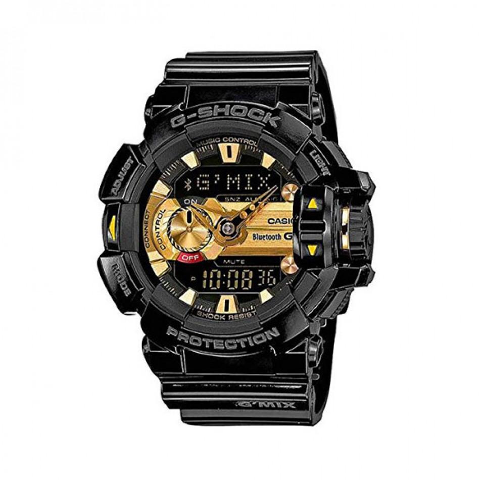 Ανδρικό ρολόι CASIO G-Shock GBA-400-1A9ER GBA4001A9ER