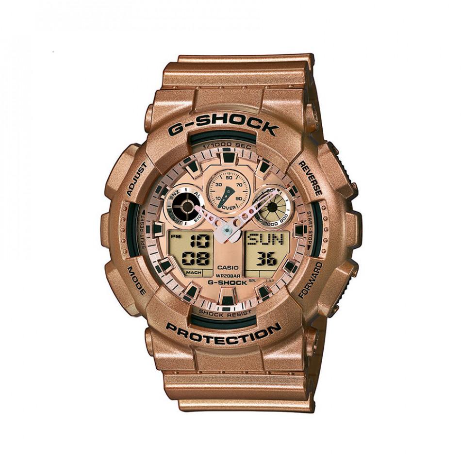 Ανδρικό ρολόι CASIO G-shock GA-100GD-9AER GA100GD9AER