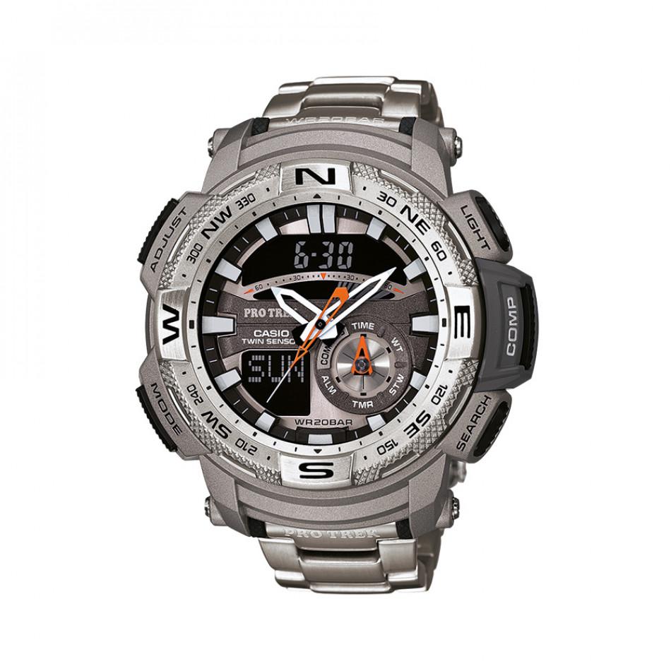 Ανδρικό ρολόι CASIO Pro Trek PRG-280D-7ER PRG280D7ER