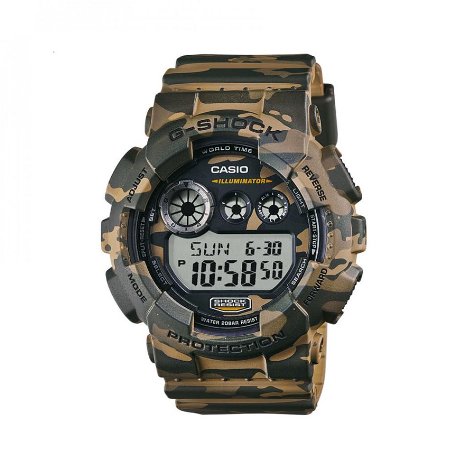 Ανδρικό ρολόι CASIO G-shock GD-120CM-5ER GD120CM5ER