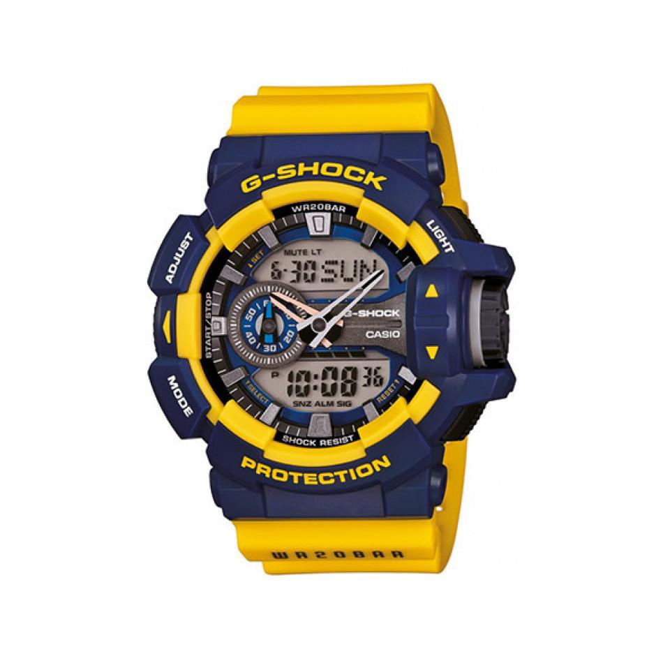 Ανδρικό ρολόι CASIO G-Shock GA-400-9BER GA4009BER