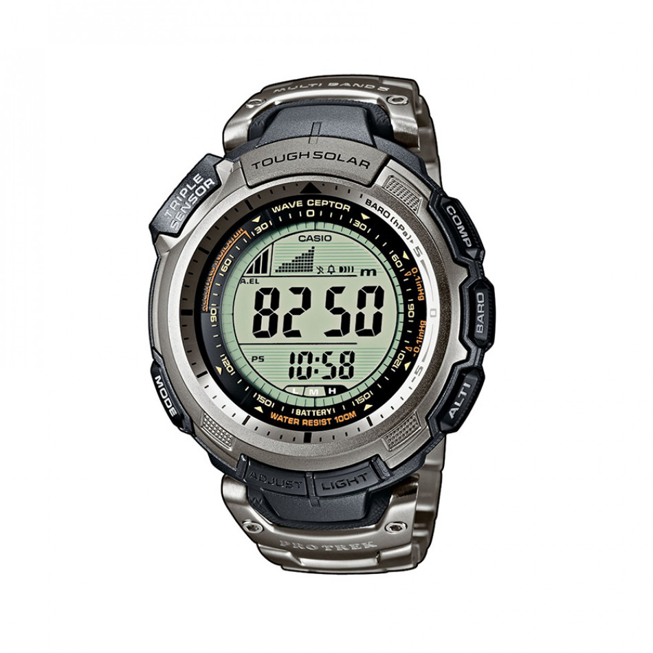 Ανδρικό ρολόι CASIO pro trek prw-1300t-7ver PRW1300T7VER