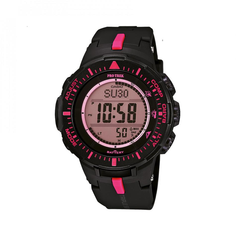 Ανδρικό ρολόι CASIO Pro Trek PRG-300-1A4ER PRG3001A4ER