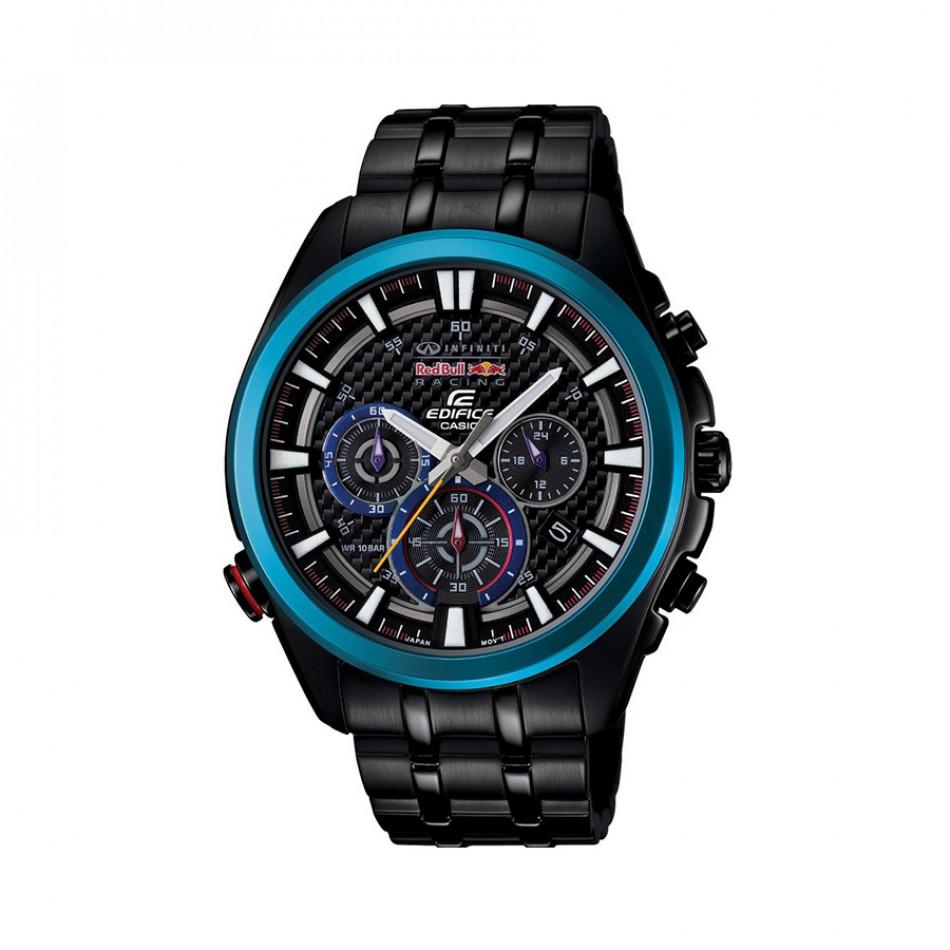 Ανδρικό ρολόι CASIO Edifice EFR-537RBK-1AER EFR537RBK1AER